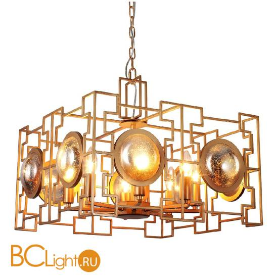 Люстра Crystal lux Cuento SP8 GOLD