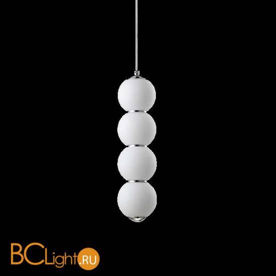 Подвесной светильник Crystal lux Desi DESI SP4 CHROME/WHITE