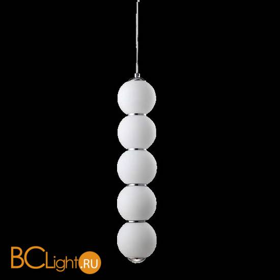 Подвесной светильник Crystal lux Desi DESI SP5 CHROME/WHITE