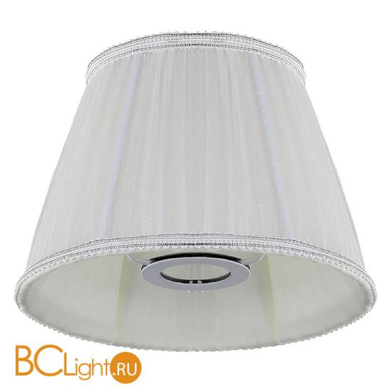 Абажур белый Crystal lux LAMPSHADE EMILIA LG WHITE