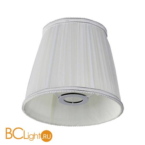 Абажур белый Crystal lux LAMPSHADE EMILIA SP/AP WHITE