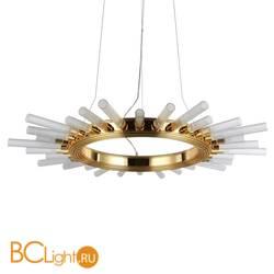 Подвесной светильник Crystal lux Fair SP15 GOLD D1000