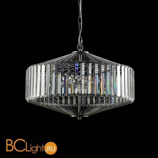 Подвесной светильник Crystal lux FIESTA SP5 CHROME/TRANSPARENTE