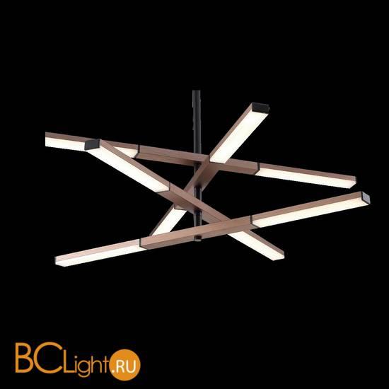 Подвесной светильник Crystal lux Hi-Way HI-WAY SP8 COFFEE