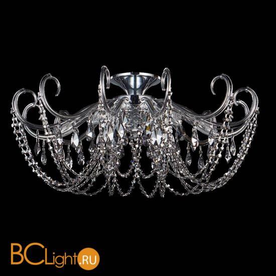 Потолочный светильник Crystal lux Imperia IMPERIA PL6 CHROME/SMOKE