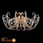 Потолочный светильник Crystal lux Imperia IMPERIA PL6 GOLD/AMBER