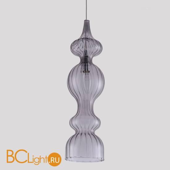 Подвесной светильник Crystal lux Iris SP1 A SMOKE