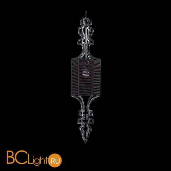 Подвесной светильник Crystal lux Prima PRIMA SP1 B BLACK-SILVER/BLACK