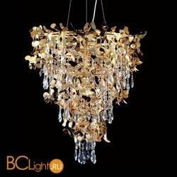 Подвесной светильник Crystal Lux ROMEO SP10 GOLD D600