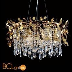Подвесной светильник Crystal Lux ROMEO SP6 GOLD D600