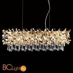 Подвесной светильник Crystal Lux ROMEO SP8 GOLD L 1000