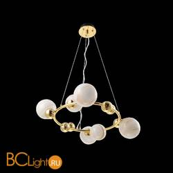 Люстра Crystal lux Salvadore SALVADORE SP6H GOLD