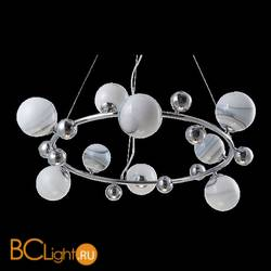 Люстра Crystal lux Salvadore SALVADORE SP9H CHROME
