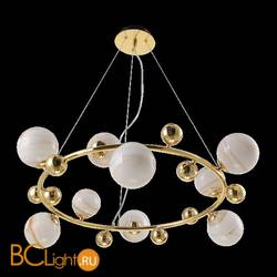 Люстра Crystal lux Salvadore SALVADORE SP9H GOLD