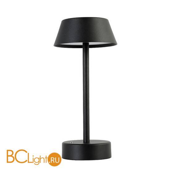 Настольная лампа Crystal lux SANTA LG1 BLACK