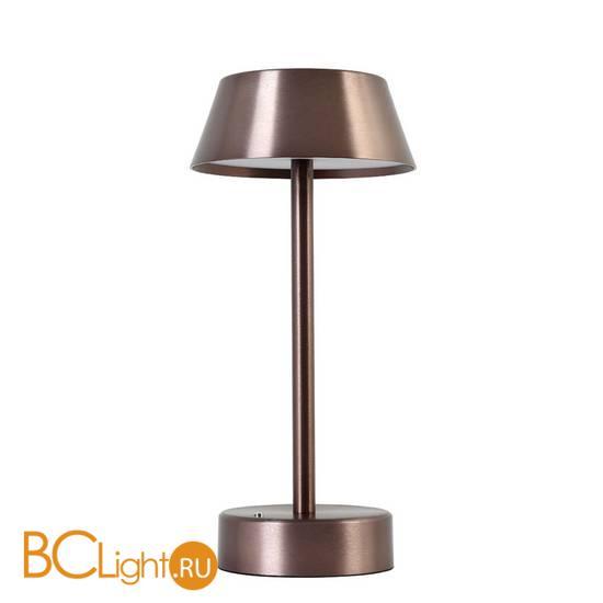 Настольная лампа Crystal lux SANTA LG1 COFFEE
