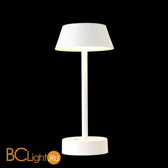 Настольная лампа Crystal lux SANTA LG1 WHITE