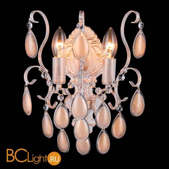 Настенный светильник Crystal lux Sevilia AP2 GOLD