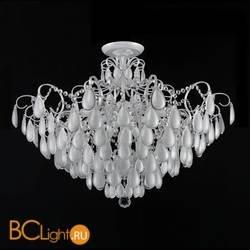 Потолочный светильник Crystal lux Sevilia PL9 SILVER