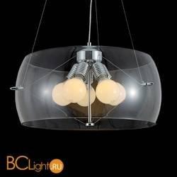 Подвесной светильник Crystal lux STYLE SP5 TRANSPARENT