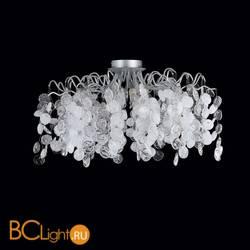 Потолочный светильник Crystal lux Tenerife PL8 SILVER