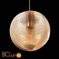 Подвесной светильник Crystal lux VIGO SP1 D200 AMBER