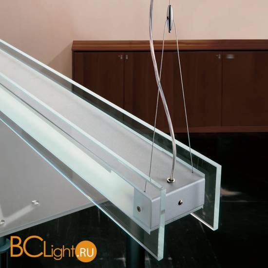 Подвесной светильник De Majo THIN 2 S100ED 0THIN0S21