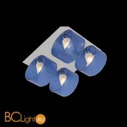 Настенно-потолочный светильник De Markt Аква 509020304