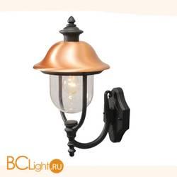 Уличный настенный светильник De Markt Дубай 805020101