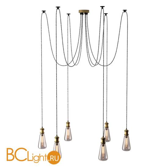 Подвесной светильник De Markt Фьюжн 392017206