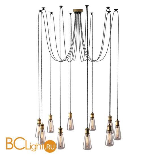 Подвесной светильник De Markt Фьюжн 392017310