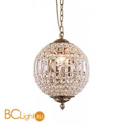 Подвесной светильник DeLight Collection 19th c. Casbah KR0108P-2 antique brass