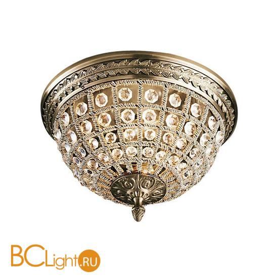 Потолочный светильник DeLight Collection 19th c. Casbah KR0108W-2 antique brass