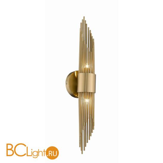 Бра DeLight Collection W68069-2 antique brass