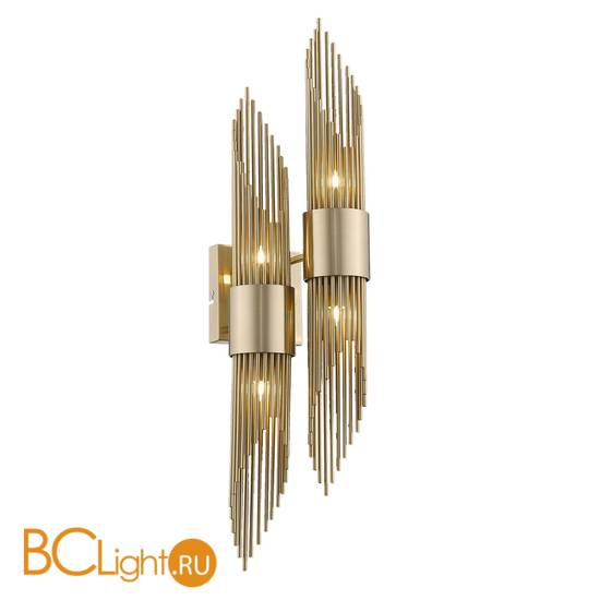 Бра DeLight Collection W68069-4 antique brass
