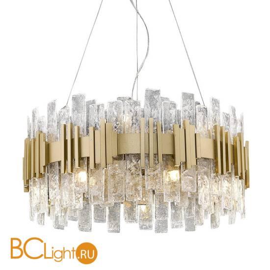 Подвесной светильник DeLight Collection P68073-14 gold leaf