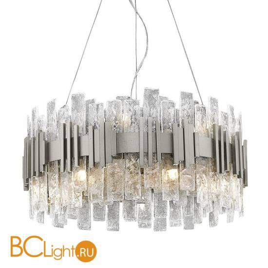 Подвесной светильник DeLight Collection P68073-14 silver leaf
