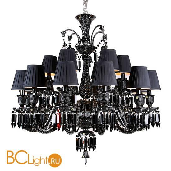 Люстра DeLight Collection Baccarat ZZ86303BK-12+6