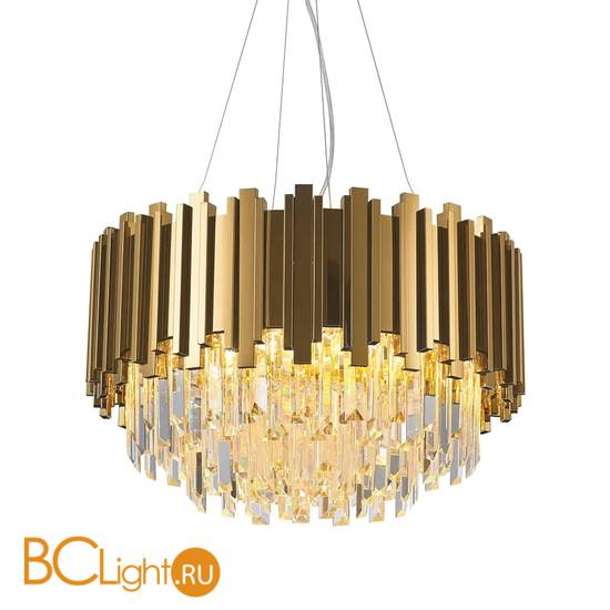 Подвесной светильник DeLight Collection Barclay A006 L6 gold