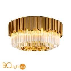 Потолочный светильник DeLight Collection Barclay KR0985C-12 brass