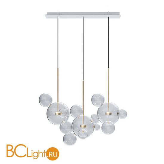 Подвесной светильник DeLight Collection Bolle 9214P/3L gold