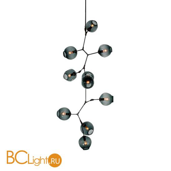 Люстра DeLight Collection Bubble KG0579P-10 smoky