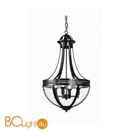 Подвесной светильник DeLight Collection Capitol KM0287P-4 black