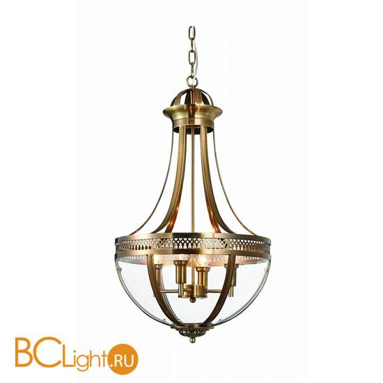 Подвесной светильник DeLight Collection Capitol KM0287P-6 antique brass