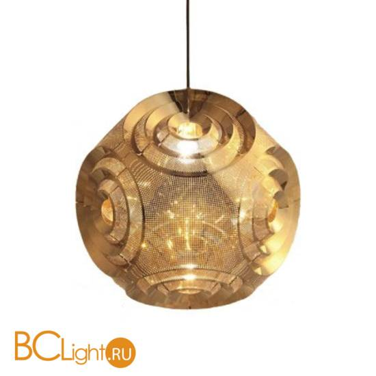 Подвесной светильник DeLight Collection Curve Ball 9198P/L gold