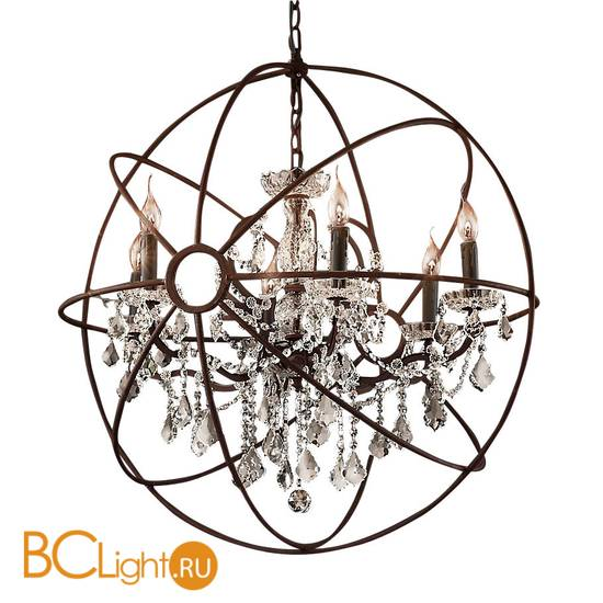 Люстра DeLight Collection Foucault'S Orb 5014-D6