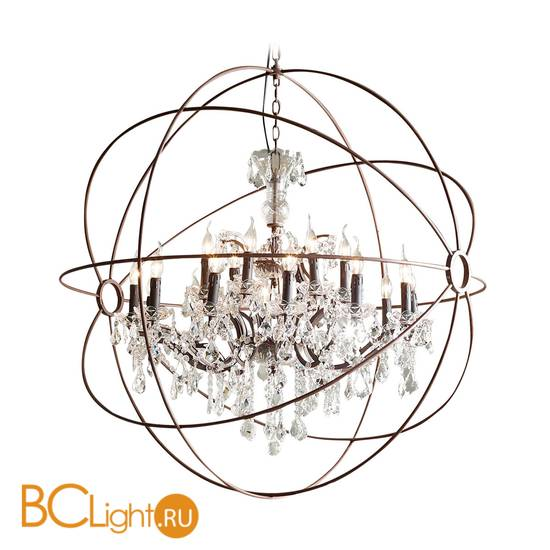 Люстра DeLight Collection Foucault'S Orb 5014-D10