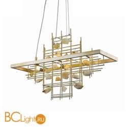 Подвесной светильник DeLight Collection Hanna P68043L-6 gold