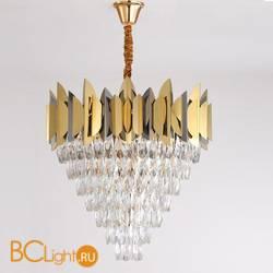 Подвесной светильник DeLight Collection Jadorel 7216 L5+3 gold/black