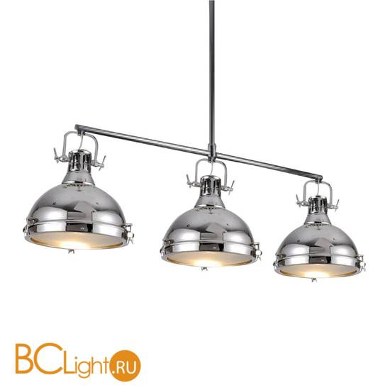 Подвесной светильник DeLight Collection Loft KM031-3 nickel